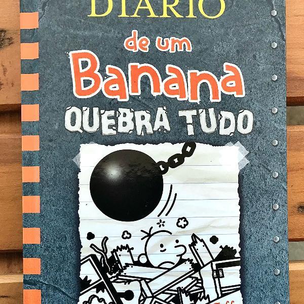 Diário de um banana: quebra tudo - volume 14