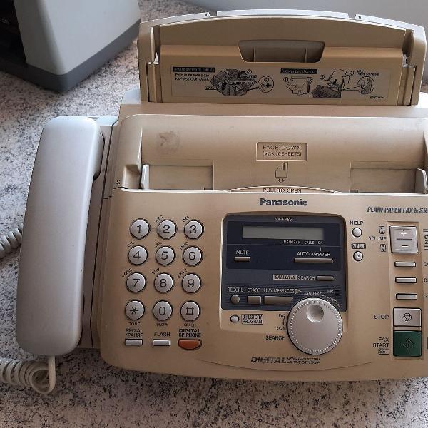 Fax moden panasonic