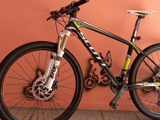 Mountain bike scott scale 10 carbon 27.5