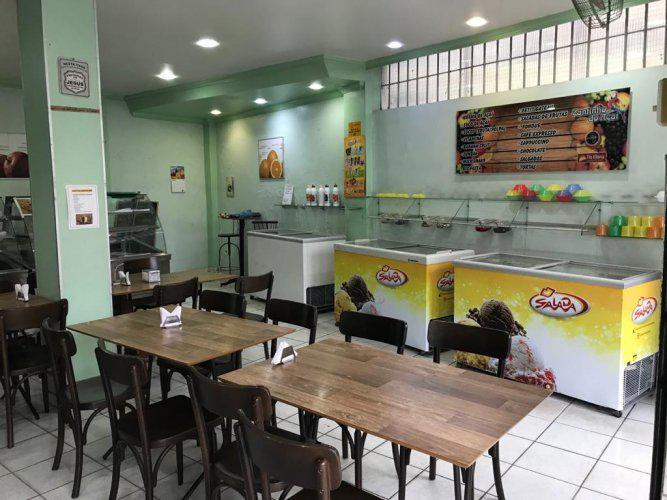 Passo ponto comercial - lanchonete e sorveteria salada