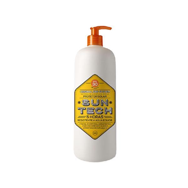 Protetor solar suntech fps 30 1kg - surf alive