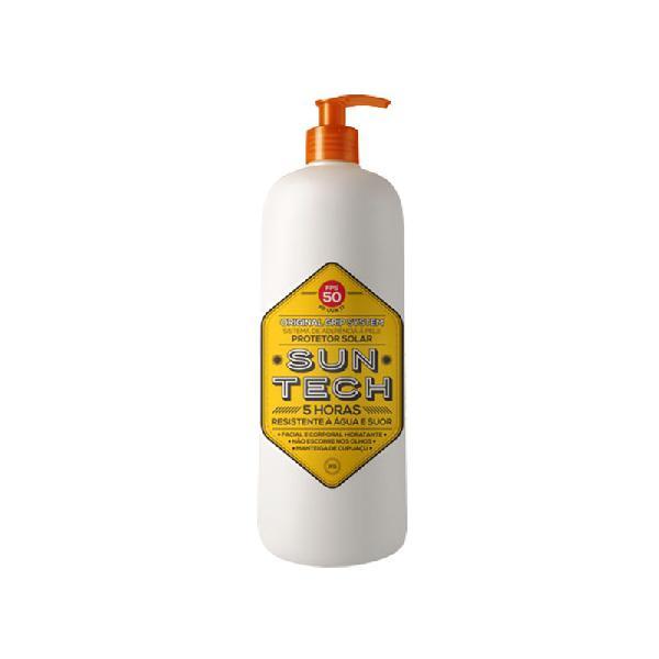 Protetor solar suntech fps 50 1kg - surf alive