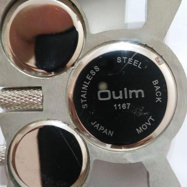 Relógio oulm modelo 1167