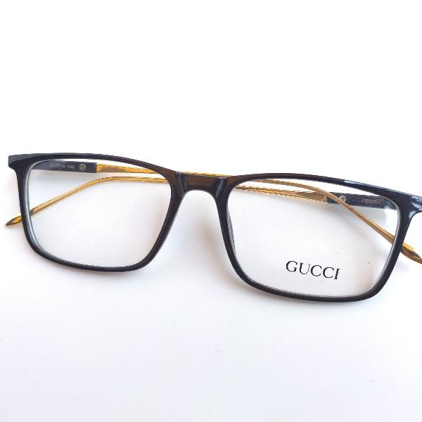 Armação gucci óculos grau