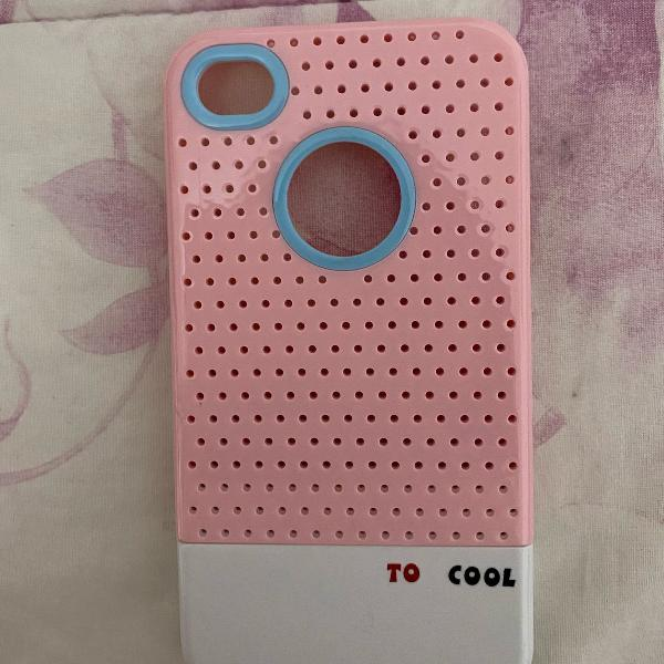 Case/capa iphone 4 ou 4s