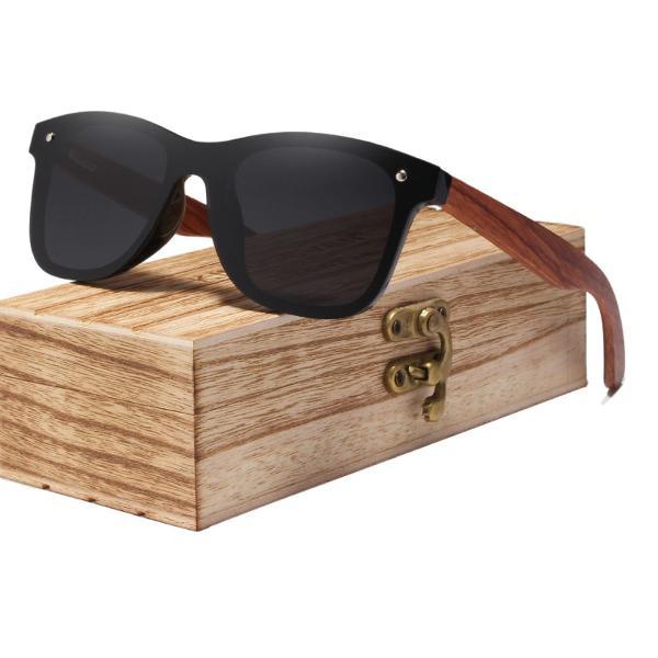 Culos sol madeira masculino feminino bambu polarizado