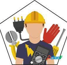 eletricista na vila formosa (11 98503 0311) (11 99432 7760) no bras 9