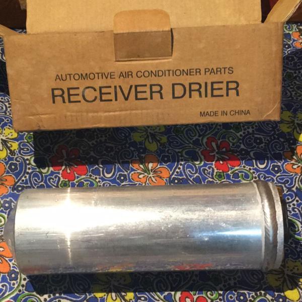 Filtro secante para ar condicionado automotivo