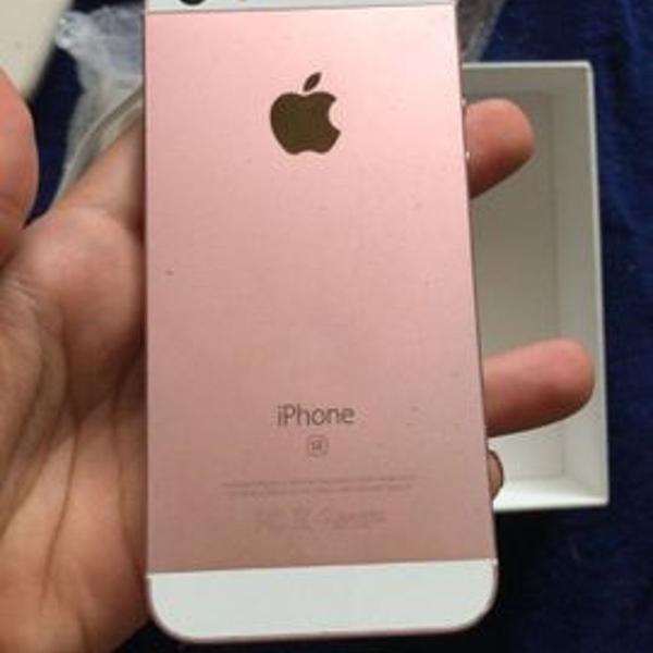 Iphone se rosé 16 g