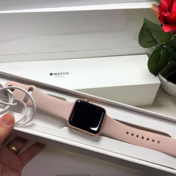 relógio Apple watch S3 original lacrado poucas unidades