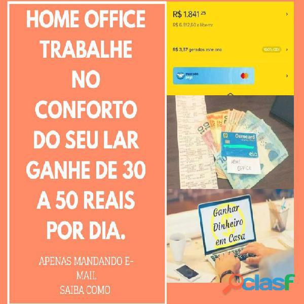 Renda Extra/ Home Oficce