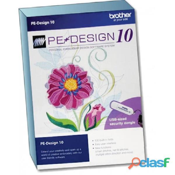 Programa de criação e edição de matriz de bordados pe design português
