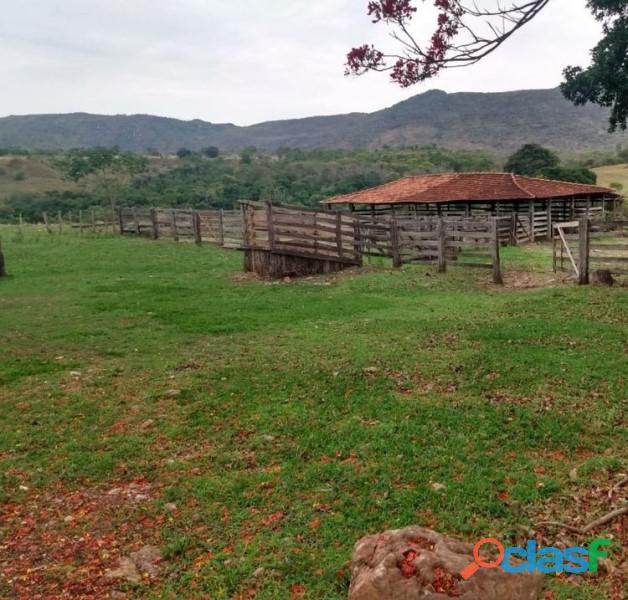 107 Alqs Córregos Ótima Logística Bica d Água Mossâmedes GO 4