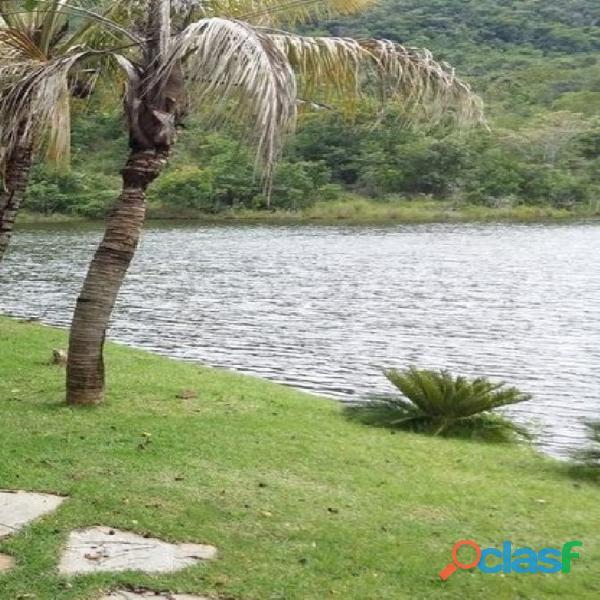 127 Alqs Córregos Nascentes Cachoeira Formada Faina GO 1