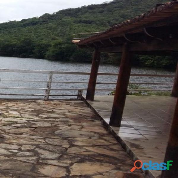 127 Alqs Córregos Nascentes Cachoeira Formada Faina GO 2