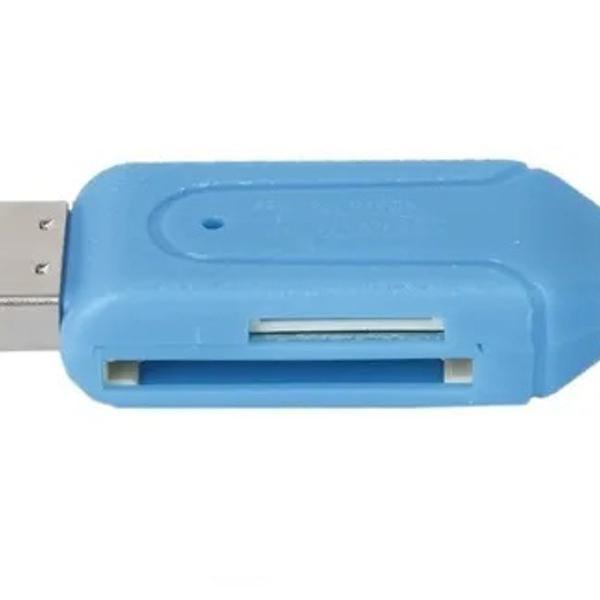 2 em 1 micro usb otg adaptador universal micro usb tf/sd