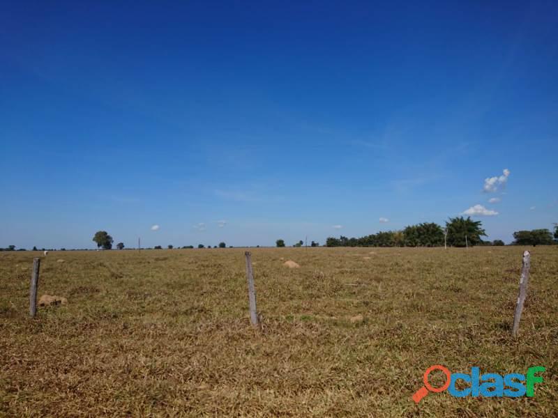 265 Alqs Plana Rio da Agricultura Bem Montada Sta Fé GO