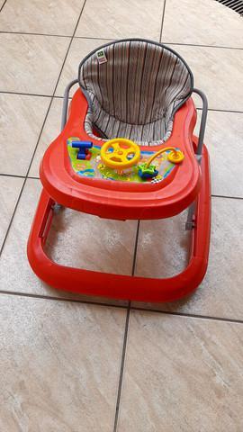 Andador para bebês primeiros passos