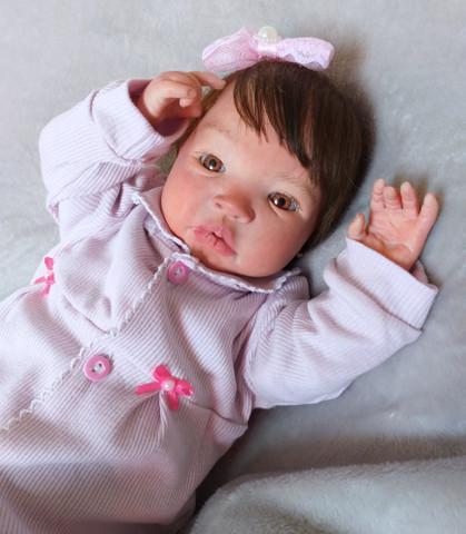 Bebê reborn a pronta entrega