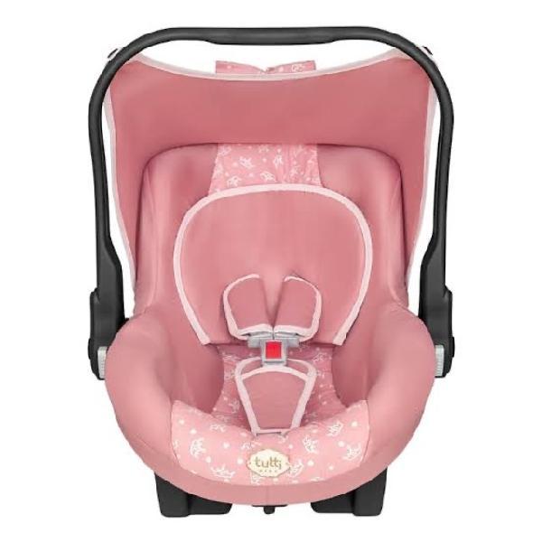 Bebê conforto tutti rosa