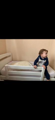 Berco +mini cama + grade e colchão