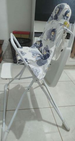Cadeira pra refeição galzerano 0 a 15 kg