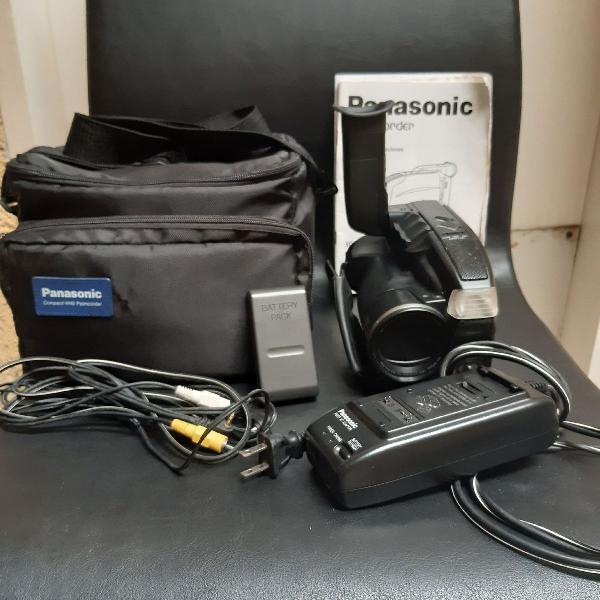 Camera filmadora panasonic rj 27