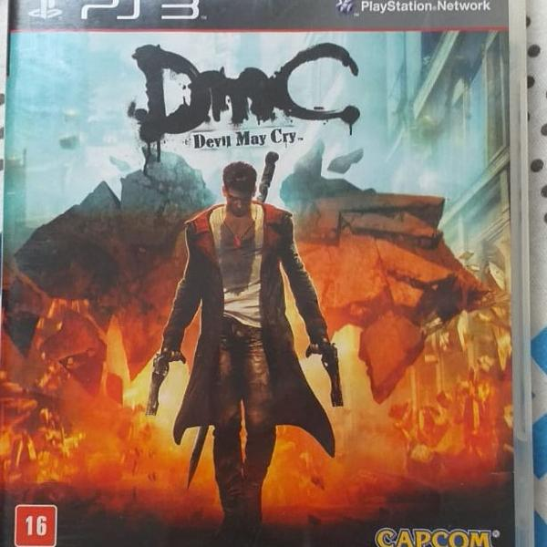 Dmc - devil may cry - ps3