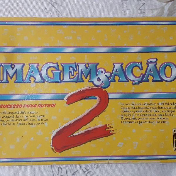 Jogo imagem e ação 2 versão antiga