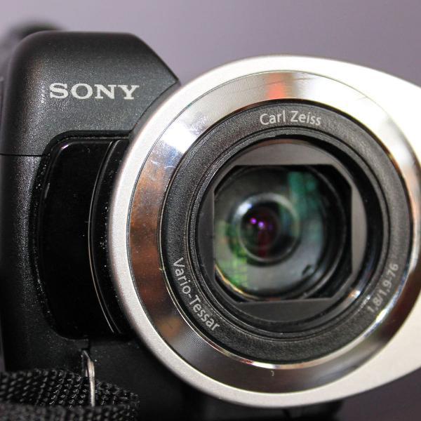 KIT Filmadora HandyCam SONY SR45 + CASE