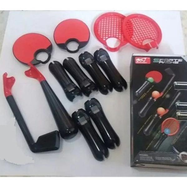 Kit sports acessórios ps move playstation 3 ps3 barato ps4