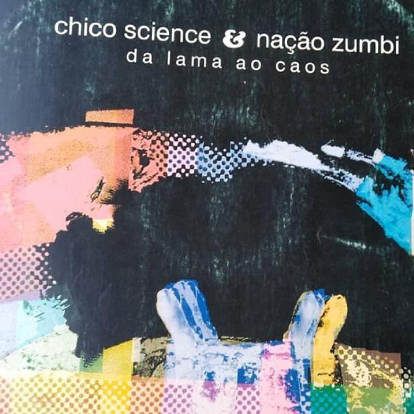 Lp original de 1994 chico science e nação zumbi - da lama