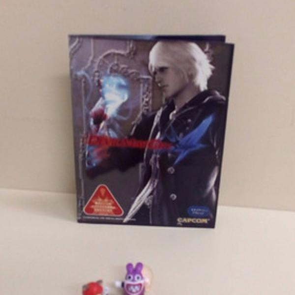 Manual - devil may cry 4 - play3 ps3 ps 3 playstation 3