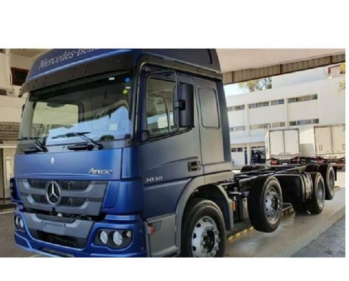Mercedes benz atego 3030- bitruck 8x2 - 202021