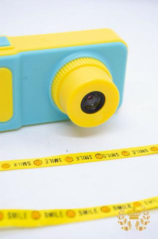 Mini câmera filmadora infantil que grava de verdade!