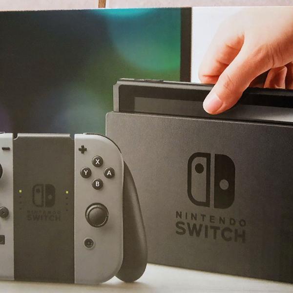 Nintendo switch+ jogos