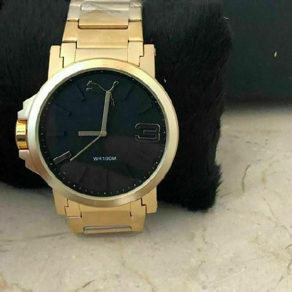 Relógio masculino puma ultrasize promoção