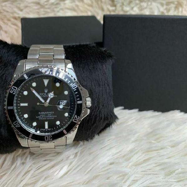 Relógio rolex submariner promoção