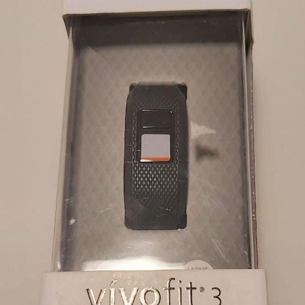Vivofit 3 garmin smartband