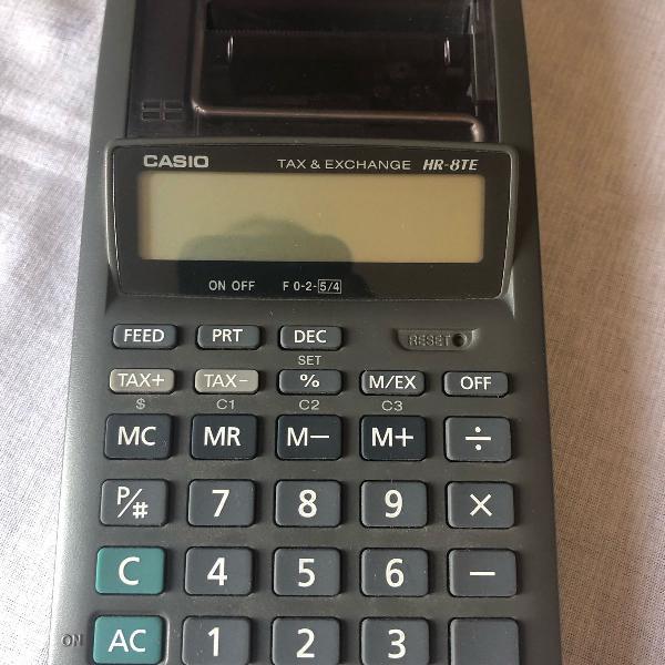 Calculadora com babona