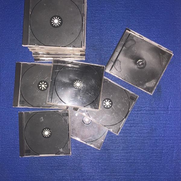 Capa de para cd e bolsa organizadora