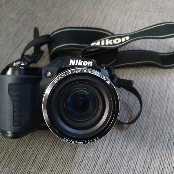 Câmera fotográfica nikon coolpix l 110