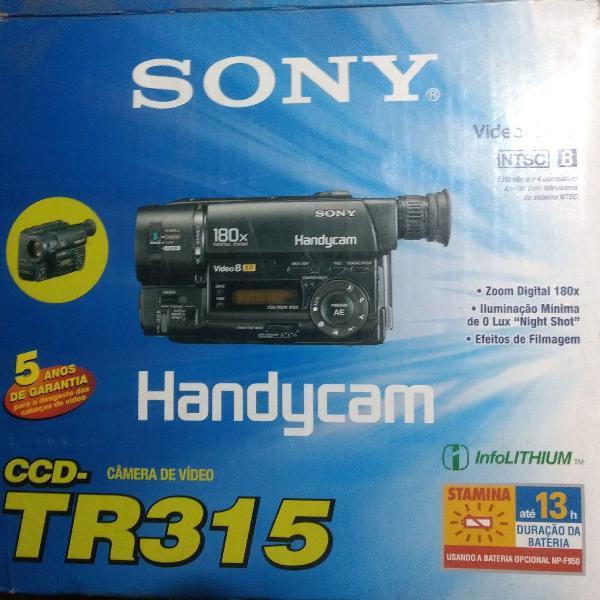 Filmadora handycam ccd-tr315