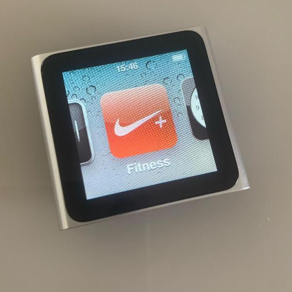 Ipod nano 6ª geração nunca usado