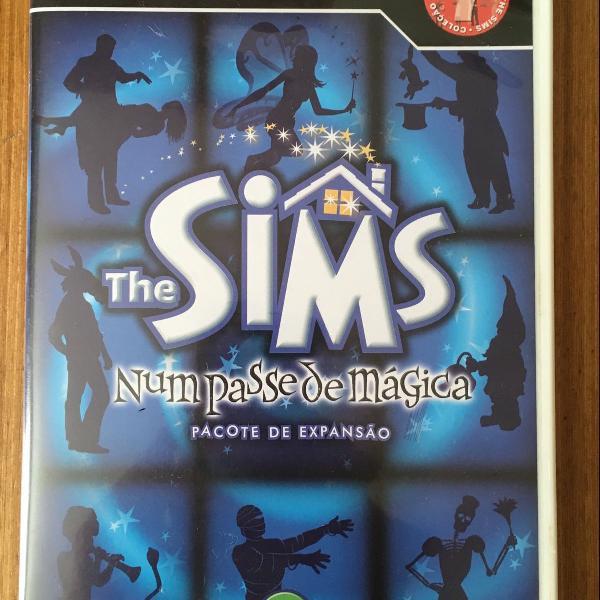 Jogo pc the sims num passe de mágica original