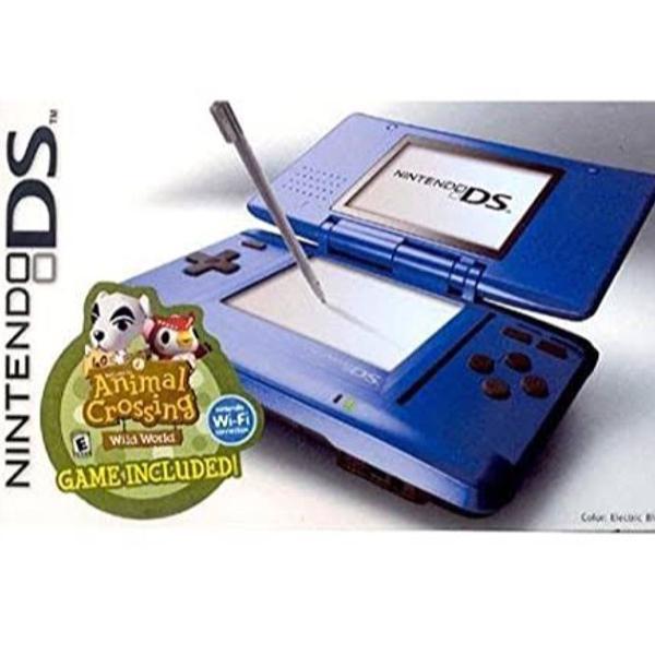Nintendo ds azul animal crossing edition! (não aceito
