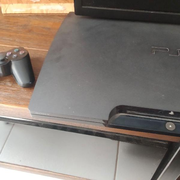 Ps3 160gb 2 controles