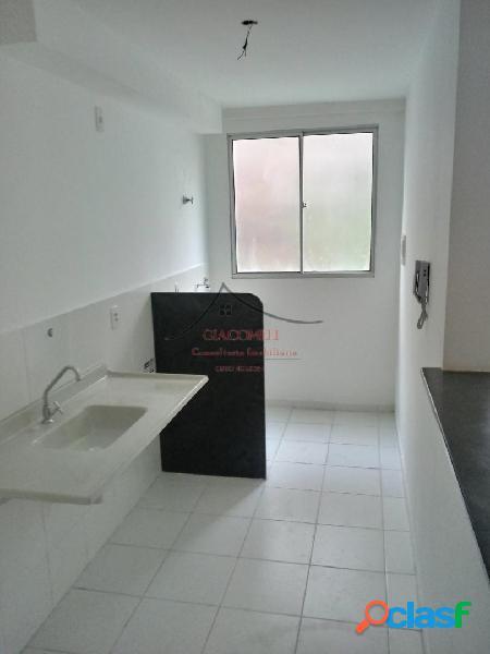 Apartamento no condomínio san ignácio térreo - jardim santa terezinha