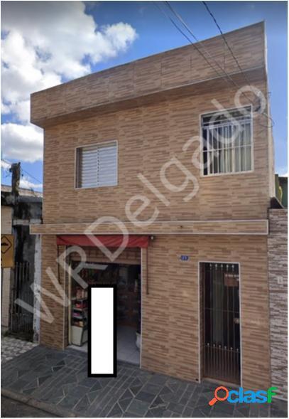 Casa com 1 dorms em são paulo - parque santa madalena por 550,00 para alugar