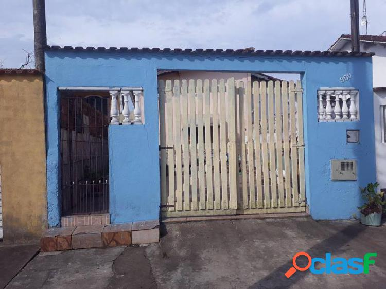 Casa com 2 dorms em mongaguá - jd praia grande por 170 mil à venda